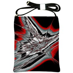 Big Bang Shoulder Sling Bags by ValentinaDesign