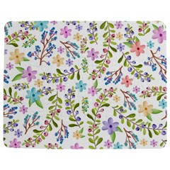 Twigs And Floral Pattern Jigsaw Puzzle Photo Stand (rectangular) by Coelfen