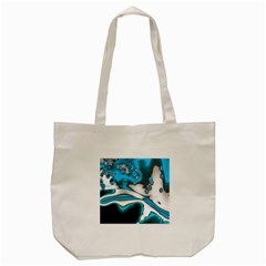 Lights Tote Bag (cream) by ValentinaDesign