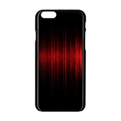 Lights Apple Iphone 6/6s Black Enamel Case by ValentinaDesign