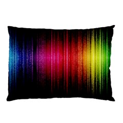Lights Pillow Case (two Sides) by ValentinaDesign