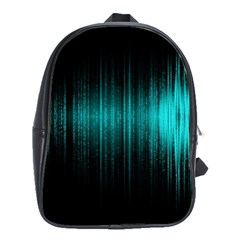 Lights School Bags(large)  by ValentinaDesign
