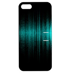 Lights Apple Iphone 5 Hardshell Case With Stand by ValentinaDesign