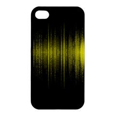 Light Apple Iphone 4/4s Hardshell Case by ValentinaDesign