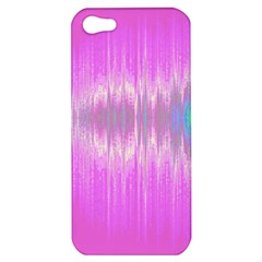 Light Apple Iphone 5 Hardshell Case by ValentinaDesign