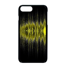 Light Apple Iphone 7 Plus Seamless Case (black) by ValentinaDesign
