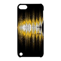 Light Apple Ipod Touch 5 Hardshell Case With Stand by ValentinaDesign