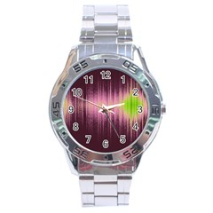 Light Stainless Steel Analogue Watch by ValentinaDesign