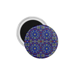 Colorful Ethnic Design 1 75  Magnets by dflcprints