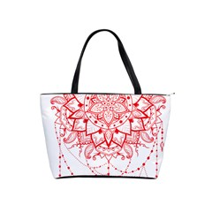 Mandala Pretty Design Pattern Shoulder Handbags by Nexatart