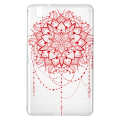 Mandala Pretty Design Pattern Samsung Galaxy Tab Pro 8 4 Hardshell Case by Nexatart