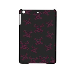 Skull Pattern Ipad Mini 2 Hardshell Cases by ValentinaDesign