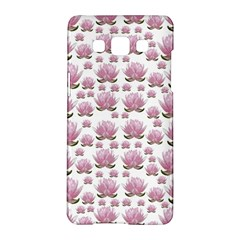 Lotus Samsung Galaxy A5 Hardshell Case  by ValentinaDesign