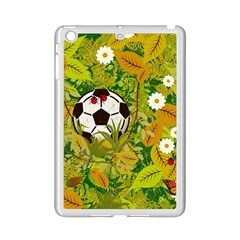 Ball On Forest Floor Ipad Mini 2 Enamel Coated Cases