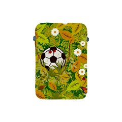 Ball On Forest Floor Apple Ipad Mini Protective Soft Cases by linceazul
