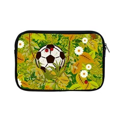 Ball On Forest Floor Apple Ipad Mini Zipper Cases by linceazul