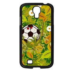 Ball On Forest Floor Samsung Galaxy S4 I9500/ I9505 Case (black)