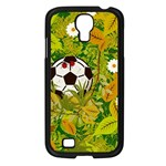Ball On Forest Floor Samsung Galaxy S4 I9500/ I9505 Case (Black) Front