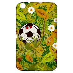 Ball On Forest Floor Samsung Galaxy Tab 3 (8 ) T3100 Hardshell Case  by linceazul