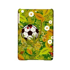 Ball On Forest Floor Ipad Mini 2 Hardshell Cases by linceazul