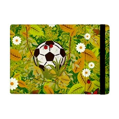 Ball On Forest Floor Ipad Mini 2 Flip Cases by linceazul
