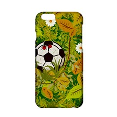 Ball On Forest Floor Apple Iphone 6/6s Hardshell Case by linceazul