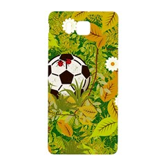 Ball On Forest Floor Samsung Galaxy Alpha Hardshell Back Case by linceazul