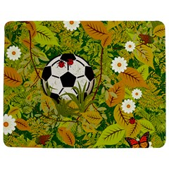 Ball On Forest Floor Jigsaw Puzzle Photo Stand (rectangular) by linceazul