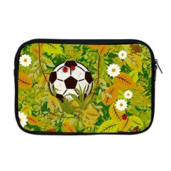 Ball On Forest Floor Apple Macbook Pro 17  Zipper Case by linceazul