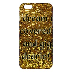 Covered In Gold! Iphone 6 Plus/6s Plus Tpu Case by badwolf1988store