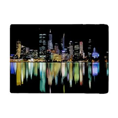 City Panorama Apple Ipad Mini Flip Case by Valentinaart