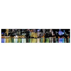 City Panorama Flano Scarf (small)