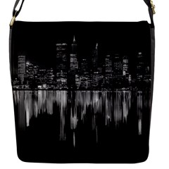 City Panorama Flap Messenger Bag (s)