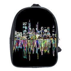 City Panorama School Bags(large)