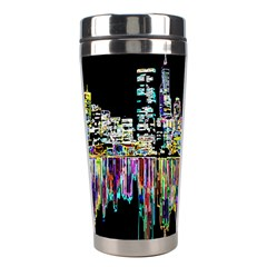 City Panorama Stainless Steel Travel Tumblers