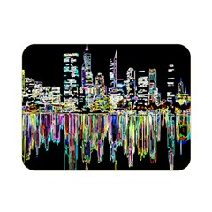 City Panorama Double Sided Flano Blanket (mini)