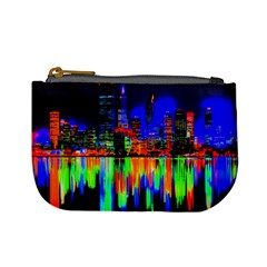 City Panorama Mini Coin Purses by Valentinaart