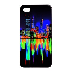 City Panorama Apple Iphone 4/4s Seamless Case (black)