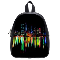City Panorama School Bags (small)