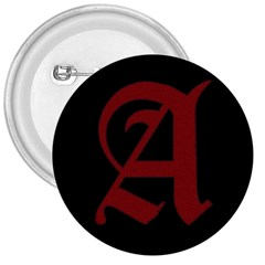 The Scarlet Letter 3  Buttons by Valentinaart