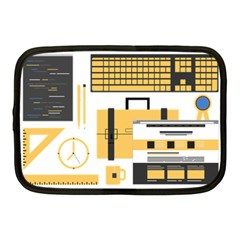 Web Design Mockup Web Developer Netbook Case (medium)  by Nexatart