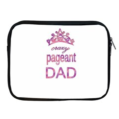 Crazy Pageant Dad Apple Ipad 2/3/4 Zipper Cases