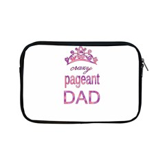 Crazy Pageant Dad Apple Ipad Mini Zipper Cases by Valentinaart