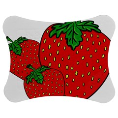 Strawberry Holidays Fragaria Vesca Jigsaw Puzzle Photo Stand (bow) by Nexatart