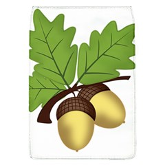 Acorn Hazelnuts Nature Forest Flap Covers (l)