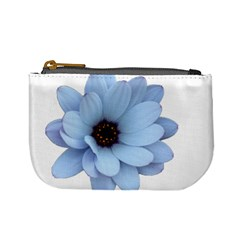Daisy Flower Floral Plant Summer Mini Coin Purses by Nexatart