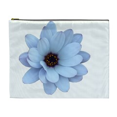 Daisy Flower Floral Plant Summer Cosmetic Bag (xl) by Nexatart