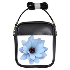 Daisy Flower Floral Plant Summer Girls Sling Bags by Nexatart