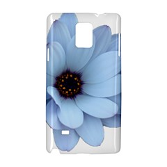Daisy Flower Floral Plant Summer Samsung Galaxy Note 4 Hardshell Case by Nexatart