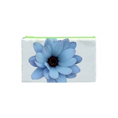 Daisy Flower Floral Plant Summer Cosmetic Bag (xs) by Nexatart